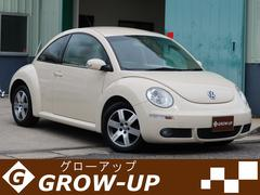 VW ニュービートルワンオーナー 走行3万3千キロ 天張り張替え済 バックソナー