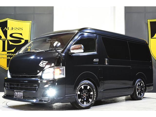 トヨタ ロングワイドスーパーGL ESSEX16インチ ミラーモニタ
