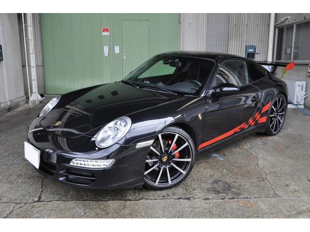 911カレラ 買取直販車/スポーツクロノPKG/左ハンドル/20インチアルミ/LEDライト・LEDテール/GTウィング/SDナビ/バックカメラ/インターフェイスアダプター/レーダー/