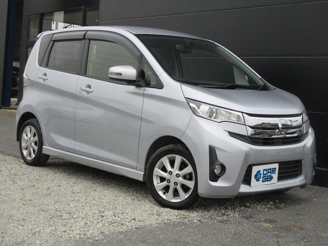 「三菱」「eKカスタム」「コンパクトカー」「三重県」の中古車