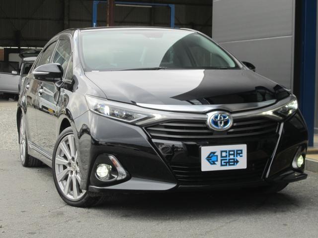 トヨタ SAI G CARGO1年保証付き Bluetoothナビ バックモニター LEDヘッドランプ ETC