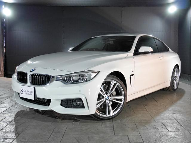 BMW 435iクーペ Mスポーツ HDDナビ  地デジ サンルーフ