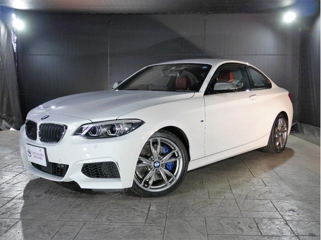 BMW M240iクーペ  HDDナビ バックカメラ 本革シート
