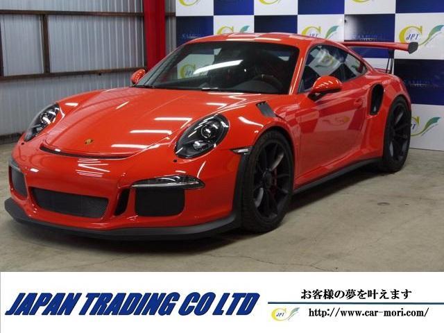 ポルシェ 911 GT3 RS PDK スポーツクロノパッケージ