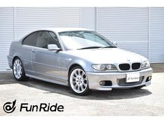 BMW318Ci Mスポーツ 純正18AW・キセノン・ETC