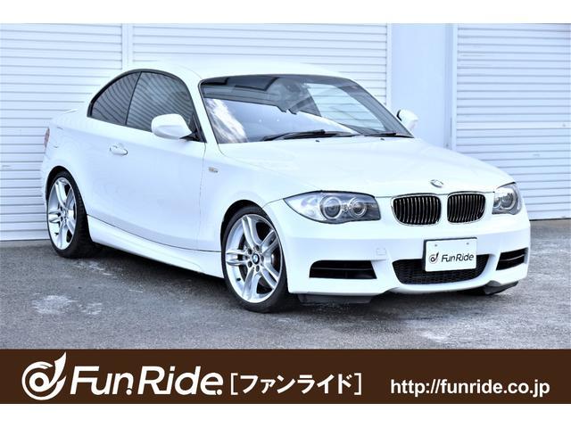 BMW 135i 6速MT・黒革・シートヒーター・純正ナビ・ドラレコ・禁煙車
