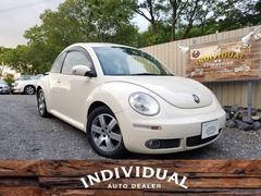 VW ニュービートルベースグレード 08モデル 禁煙車 認定中古車保証書 外ナビ