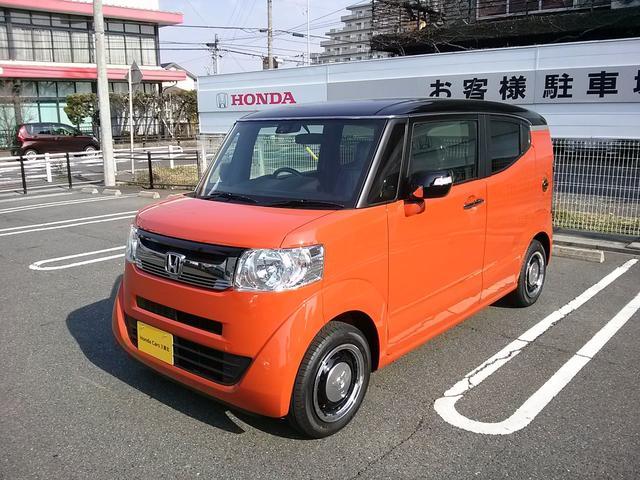N-BOXSLASH(ホンダ)G・Lインテリアカラーパッケージ 中古車画像