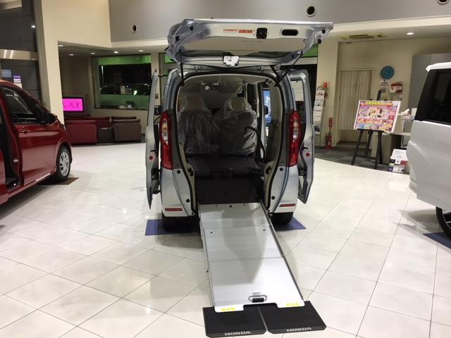 ホンダ G・スロープLホンダセンシング 車いす専用装備 ETC