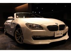 BMW650iカブリオレ ナビ 地デジ バックカメラ レザーシート