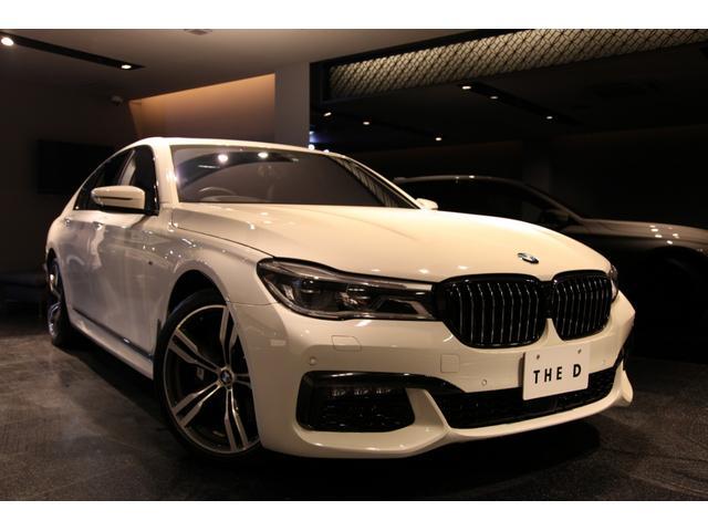 BMW 740i Mスポーツ ヘッドアップディスプレイ