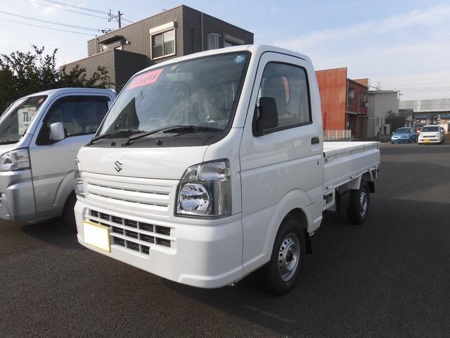 スズキ KCエアコン・パワステ 4WD 5MT