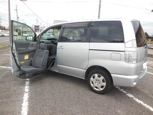 トヨタ 2.0X 電動サイドリフトアップシート 福祉  4WD