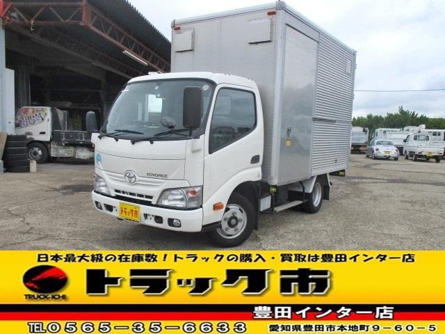 トヨタ アルミバン サイド扉 積載2トン 10尺 AT車