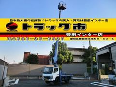 キャンター高所作業車 作業床高12m タダノ製AT121 新車時架装