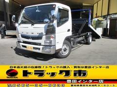 キャンター積載車 ラジコン 極東フラトップZERO 積載3.3t