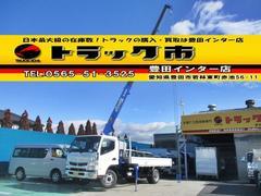 キャンター4段クレーン ラジコン タダノ 超ロング 積載3.4t