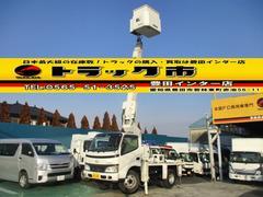 デュトロ高所作業車 タダノAT121 作業床高12M