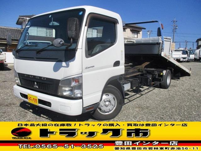 三菱ふそう 積載車 タダノ SP セルフローダ ラジコン 積載2.95t