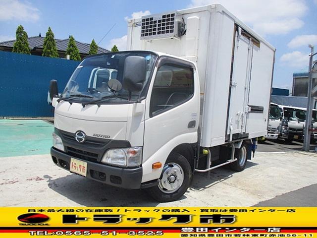 低温冷凍車スタンバイ マイナス30度設定(1枚目)