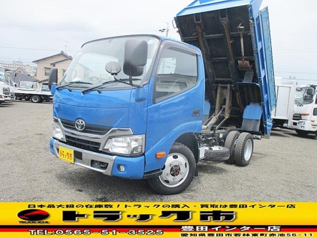 トヨタ 4WD ダンプ 積載2トン コボレーン