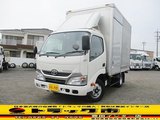 トヨタ アルミバン 積載2t 総重量5t未満 標準 サイド扉 AT