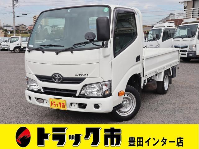 トヨタ ジャストロー 平ボディ 積載1250kg 普通免許対応 AT