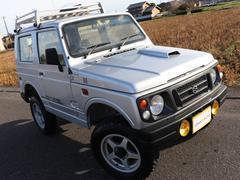 ジムニーワイルドウインド 4WD リフトUP エンジンオーバーホール