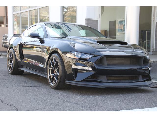 フォード マスタング GTプレミアム パフォーマンスPKG-レベル2 6速マニュアル デジパネ クワイエットモード(可変バルブ) アップルカープレイ