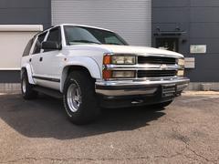 シボレー タホLT4WD 1999yモデル最終モデル 新車並行
