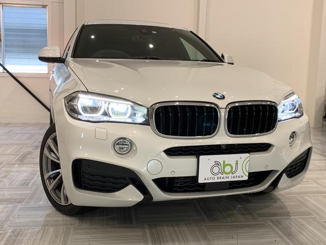 BMW xDrive 35i Mスポーツ 買取車 黒革 サンルーフ