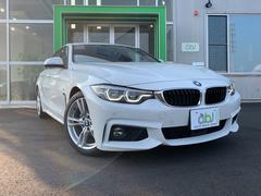 BMW420iグランクーペ Mスポーツ レッドレザー 禁煙車
