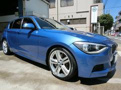 BMW116i Mスポーツ  ワンオーナ車 サンルーフ 18AW
