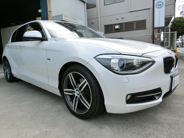 1シリーズ(BMW) 116i スポーツ 中古車画像