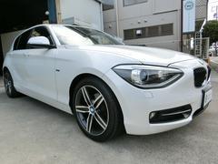 BMW116i スポーツ HDD フルセグ バックカメラ ETC