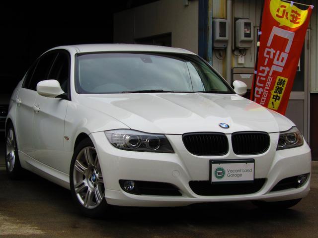 BMW 320i 後期モデル ワンオーナー車 純正ナビ バックカメラ ETC パワーシート Mスポーツ純正17インチAW・タイヤ前後共に2018年製造ブリジストンポテンザ スマートキー 走行3万キロ台