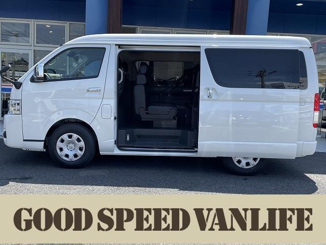 トヨタ GL オリジナルシートアレンジ Scorpio 電動ドア デジタルインナーミラー 衝突軽減ブレーキ レーンキープ コーナーセンサー AC100V スマートキー プッシュスタート LEDヘッド