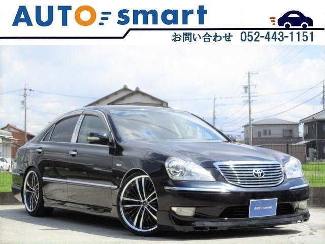 トヨタ Cタイプ サスコン 20アルミ スモーク フルエアロ DVD