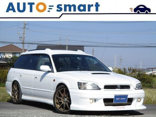 スバル GT-B E-tune RS-Rマフラー RAYS18AW