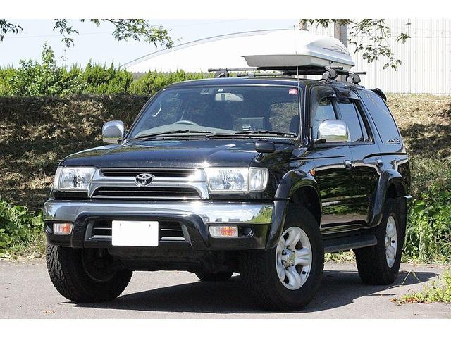 トヨタ SSR-V ブラックナビゲーター 社外ナビ ETC