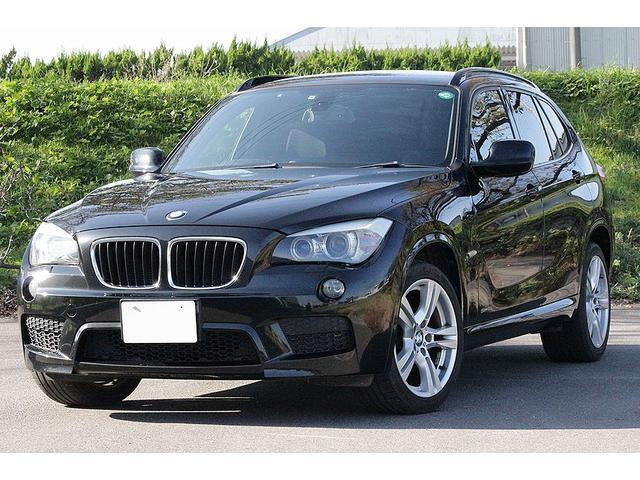 BMW sDrive 18i Mスポーツ HID 社外ナビ ETC