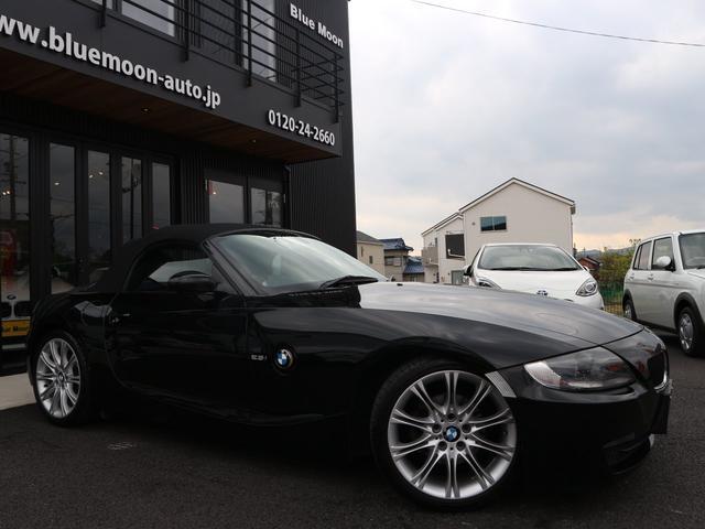 BMW ロードスター2.5i黒革電動オープン18AWシートヒーター
