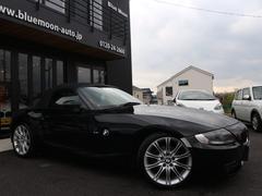 BMW Z4ロードスター2.5i黒革電動オープン18AWシートヒーター