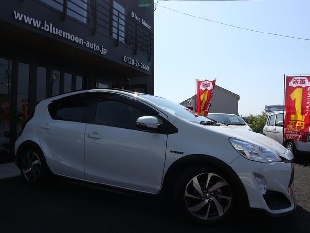 トヨタ X-アーバン ソリッドトヨタセーフティーセンスCワンオーナー