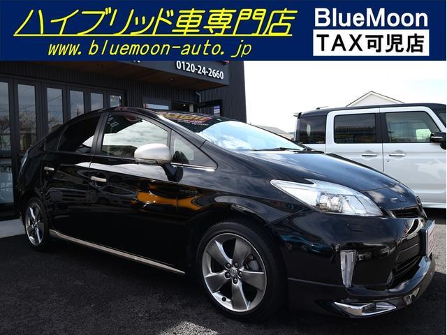 トヨタ Sツーリングセレクション・マイコーデ黒革アルパイン9型ナビ