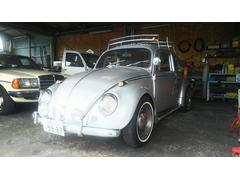 VW ビートル1500 ルーフキャリア サンルーフ ホワイトリボンタイヤ