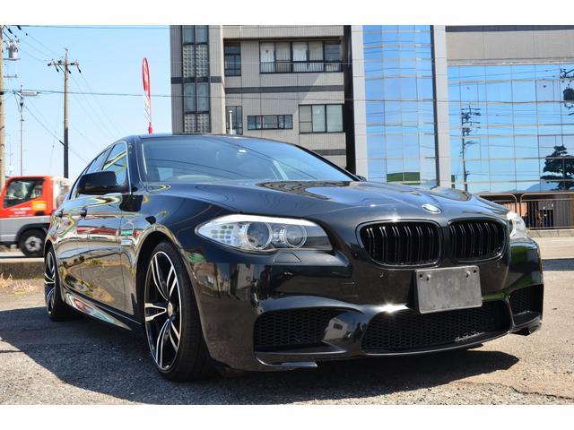 BMW 523iハイラインPKGサンルーフ ローダウン