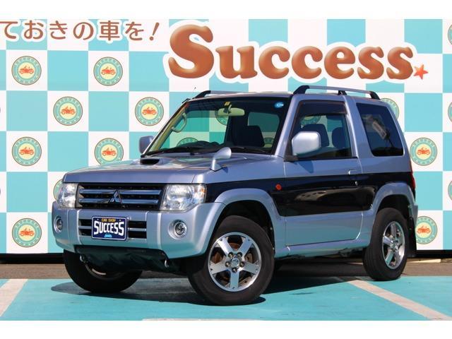 三菱 エクシード 4WD ルーフレール 背面タイヤ フォグ