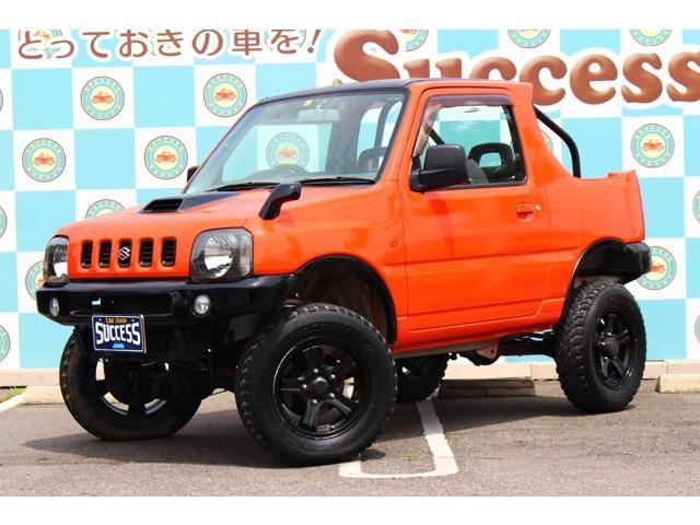 スズキ ジムニー XL 4WD 5速マニュアル リフトアップ ボディキット加工