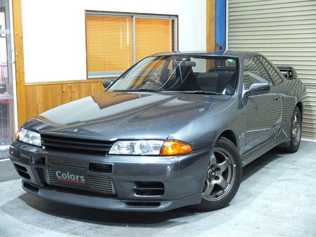 日産 GT-R MT AW ワンオーナー 4WD PS AC